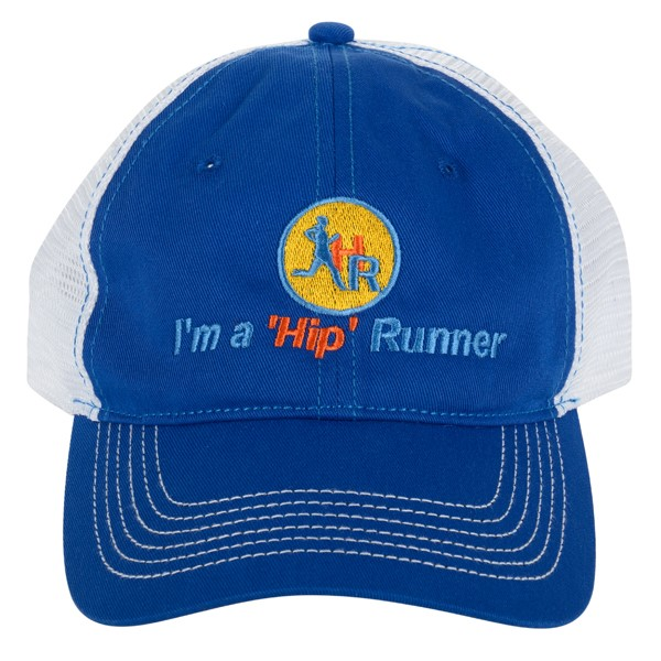 Hip Runner Hat